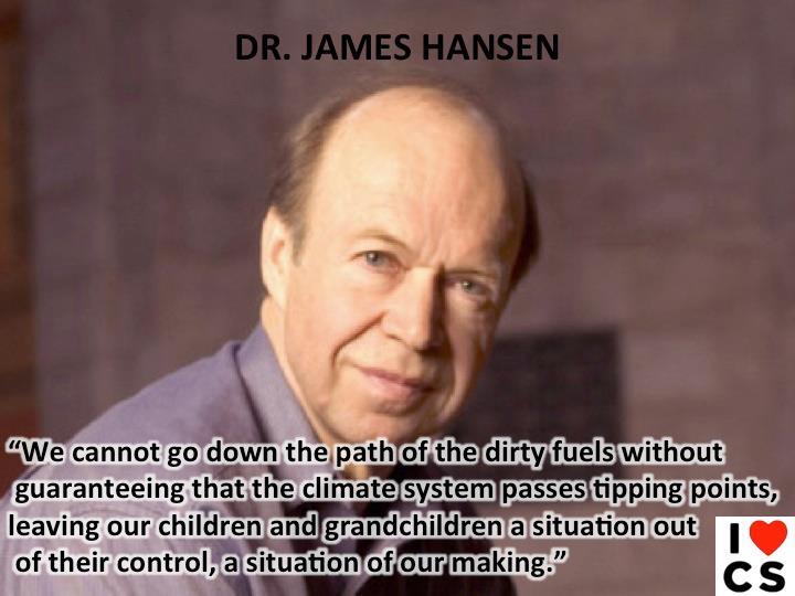 dr james hansen fork in the road