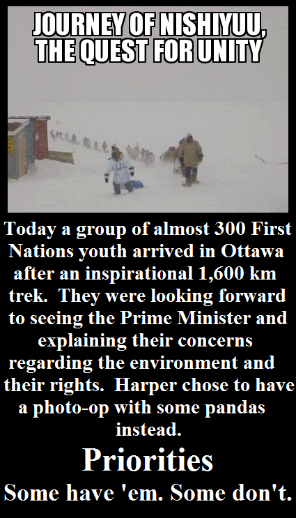 graphic: Meanwhile In Canada Facebook page