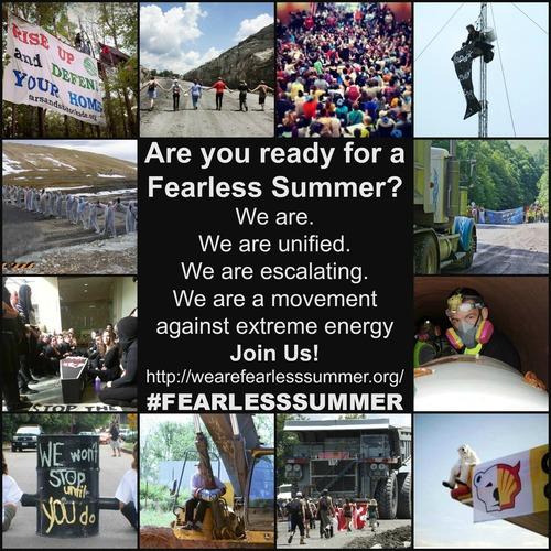fearless summer