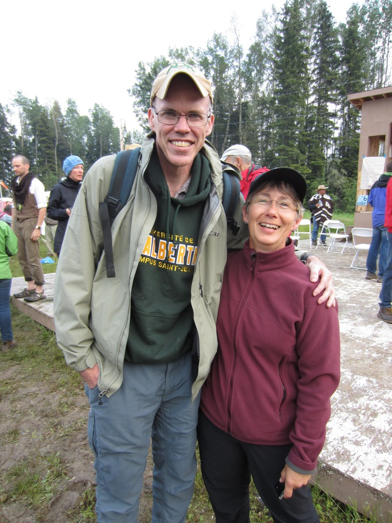 C & Bill McKibben. Friday evening.forFB