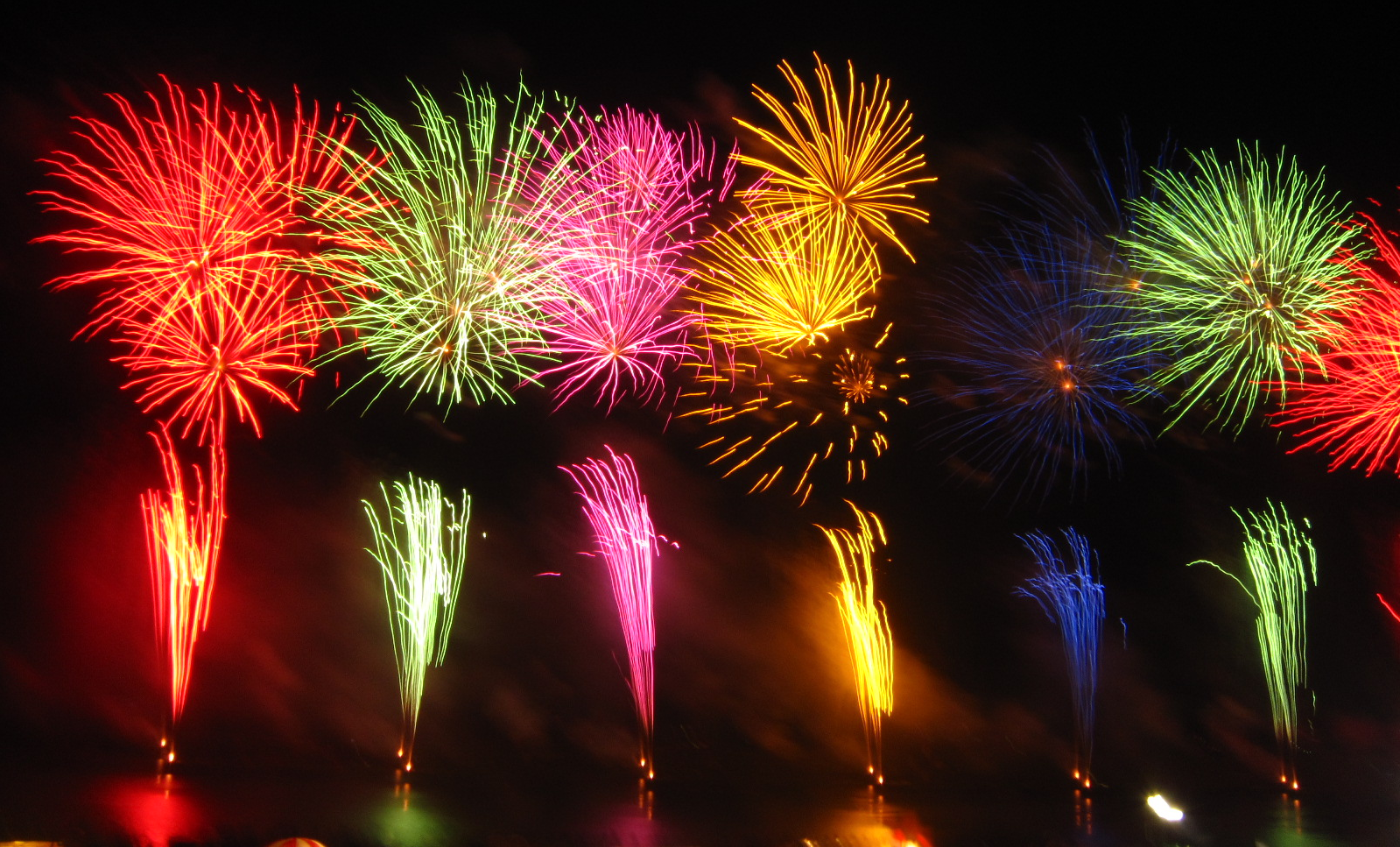 ColorfulFireworks