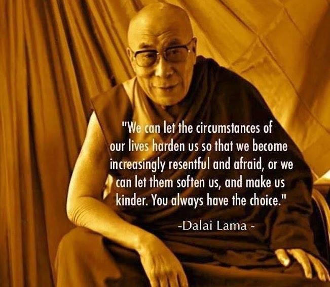dalai lama on choice